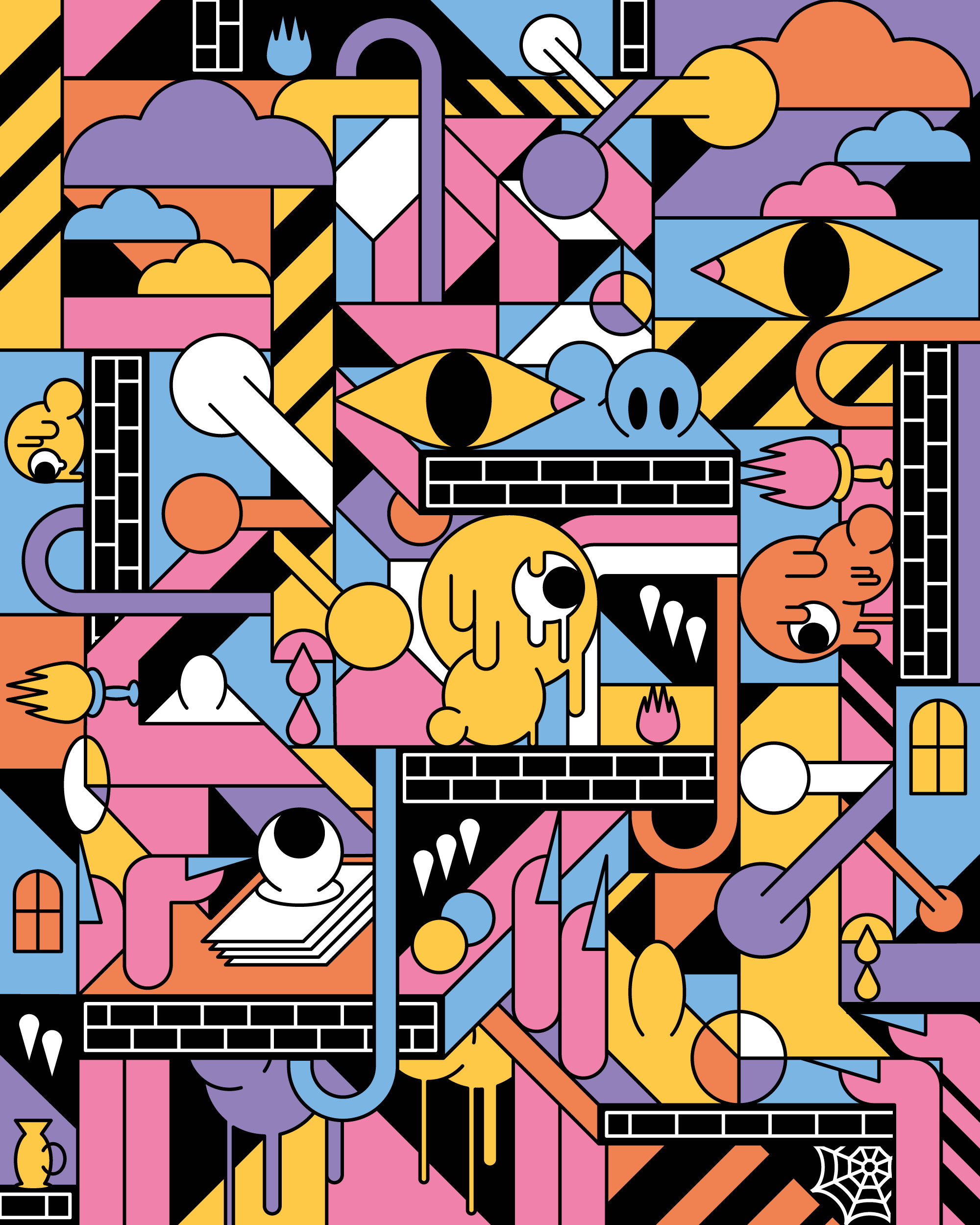 illustrator graphic designer jari johannes