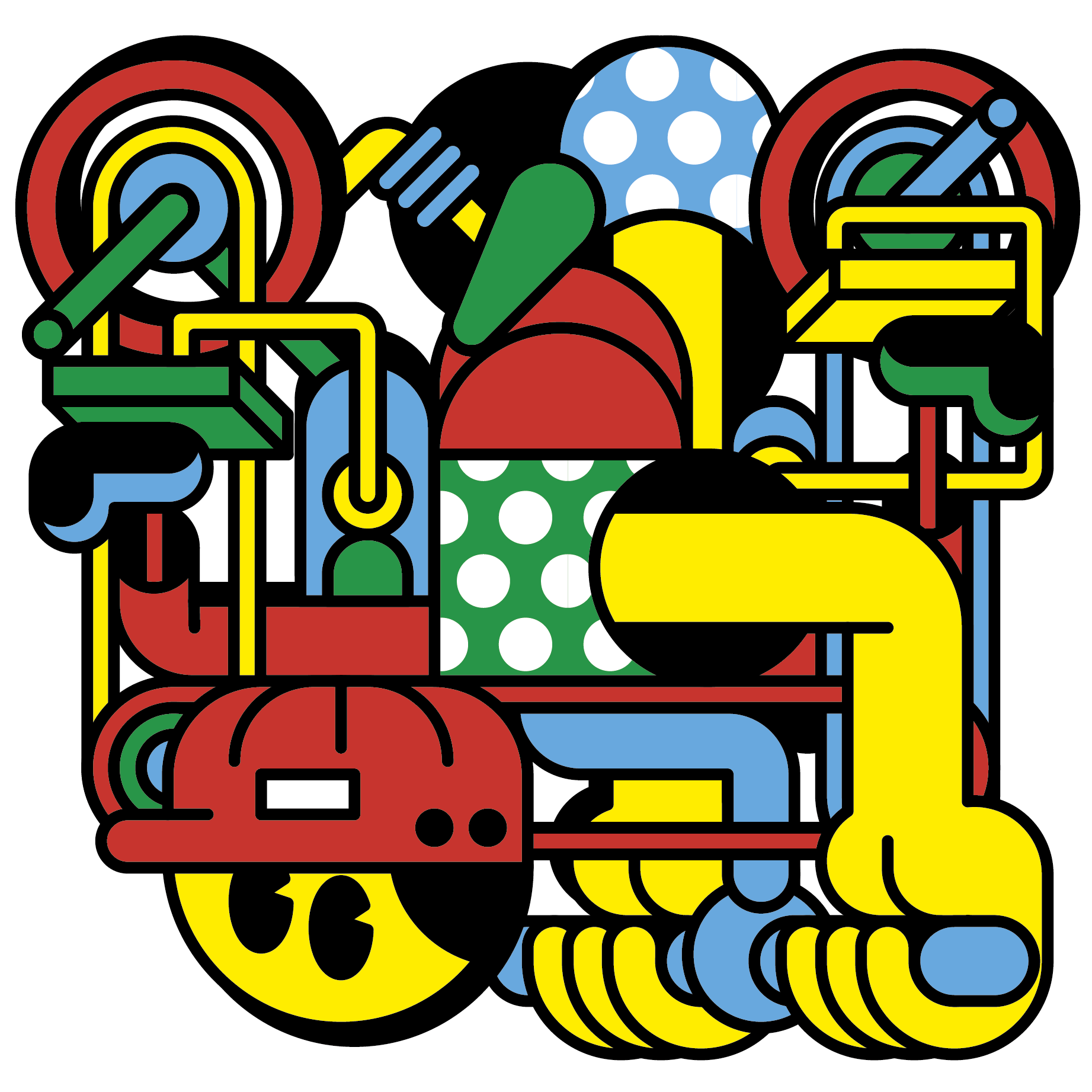illustrator graphics designer jari johannes
